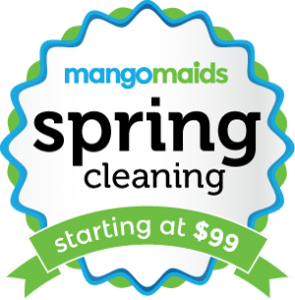 Spring Cleaning Sale Badge | Mango Maids