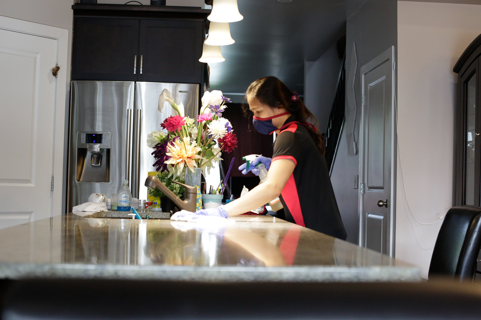 Professional House Keeping by Mango Maids in Edmonton & Calgary